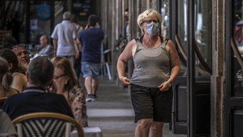 Catalonia will fine whoever does not wear a face mask