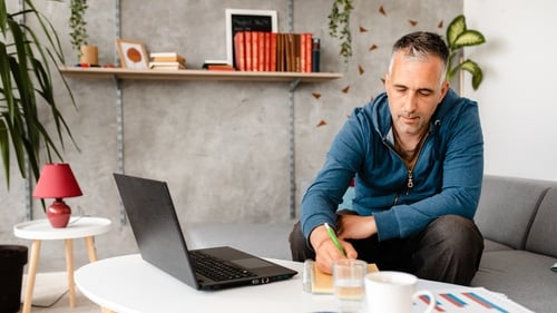 A new survey shows that 76% of businesses expect to permanently offer more flexibility around remote working for their staff
