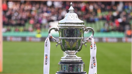 The FAI Cup will conclude in late November this year