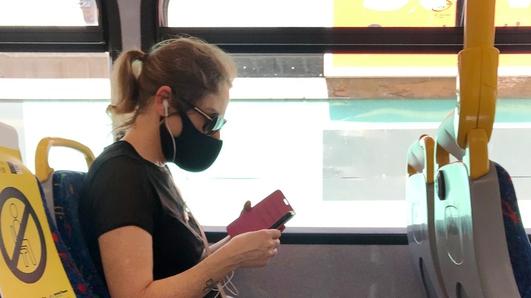 Masks on Public Transport