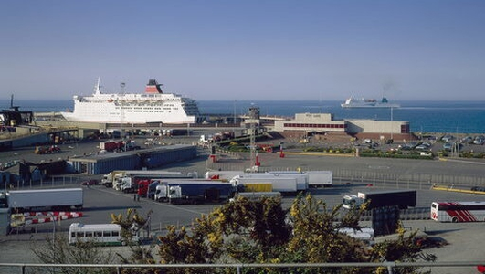 New 6 day Rosslare France ferry service