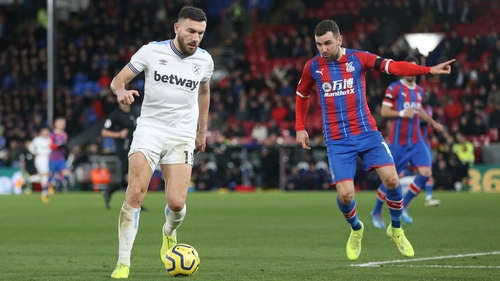 Crystal Palace v West Ham in December was not just a London derby, but also a marketing battle for two rival betting companies