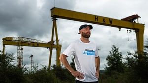 'Not many marathon runnershave gone from marathon running to playing rugby'