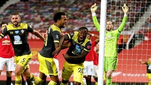 Obafemi celebrates his late equaliser