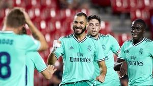 Real Madrid are closing in on La Liga
