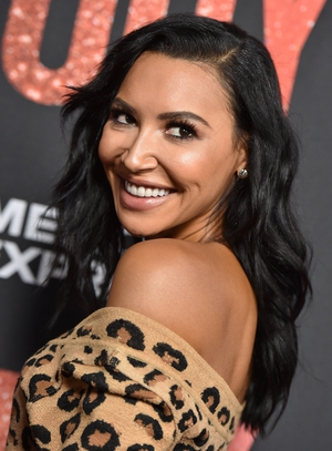 Naya Rivera attends the LA Premiere of Judy in September 2019 in Beverly Hills, California.