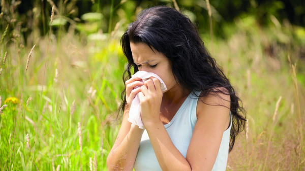 Pollen itself isn't usually dangerous, its only when it enters the body that it starts to cause trouble.