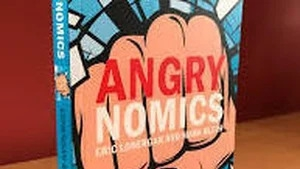 Mark Blyth has been looking at the causes of anger in Western democracies and how to fix it in his new book Angrynomics