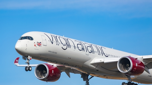 Virgin Atlantic had projected that it would run out of cash at the end of September unless its rescue deal was approved