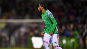 Deshane Dalling is back with Cork City