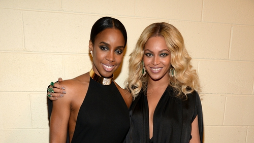 Rowland 'tortured' herself over Beyoncé comparisons