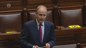 Micheál Martin said he has seen the garda document in question