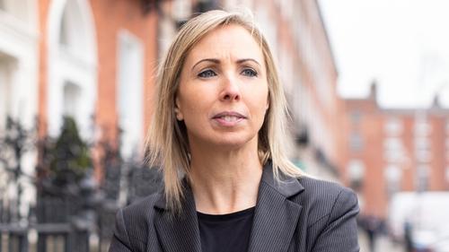 Data Protection Commissioner Helen Dixon