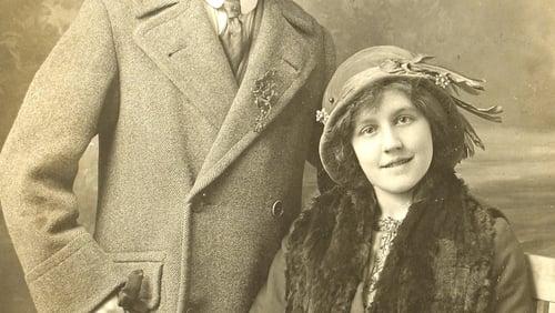 Elizabeth Mernin. Image courtesy of the National Library of Ireland