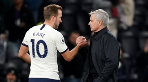 Harry Kane sparked speculation about his future during the week