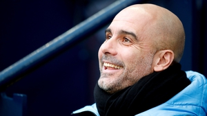 Pep Guardiola's side remain in this year's Premier League title race