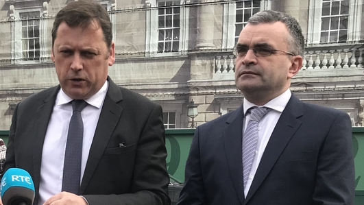 Resignation ends Calleary's short ministerial reign