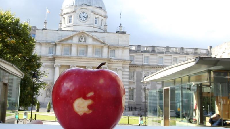 Apple tax escrow account lost €249m last year