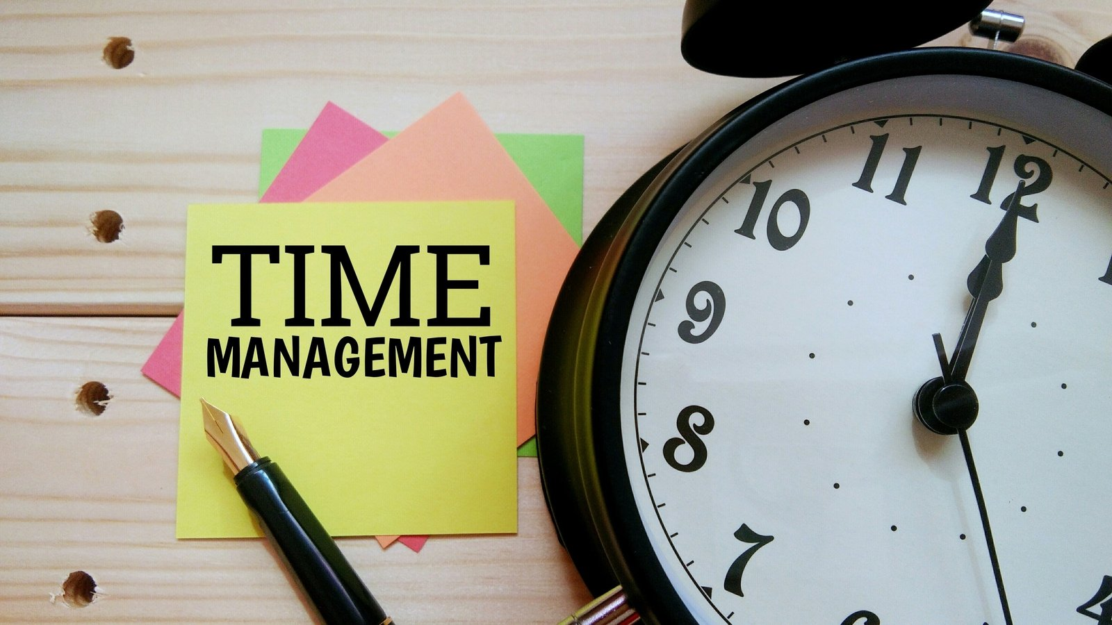 Take 5 Time Management Tips For Smes