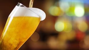 In 2019, 62.7% of all beer sales were in pubs