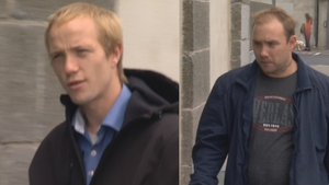 Ronnie Dearman (L) and Les Markham (R) appeared before Limerick Circuit Court today