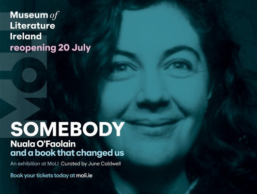 Somebody: Nuala O'Faolain