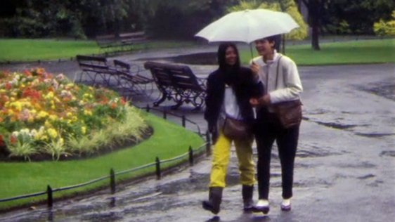 Rain in St Stephen's Green (1985)