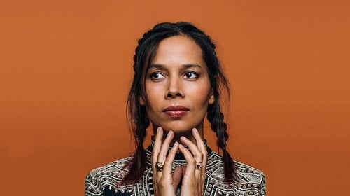 Rhiannon Giddens who plays the National Concert Hall this week