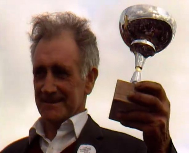 Turf Cutting Winner Martin Brennan (1985)
