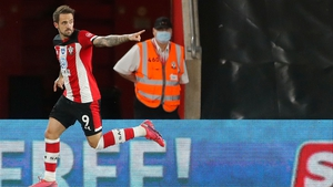 Danny Ings claimed his 20th league goal of the season