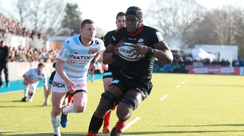 Maro Itoje becomes latest England player to commit future to Saracens