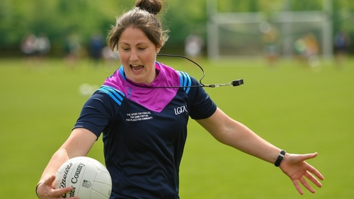 """During Covid, I was in contact with the club girls more so than the county players. So it'll be nice to get back in touch with all the county girls again down the line"""