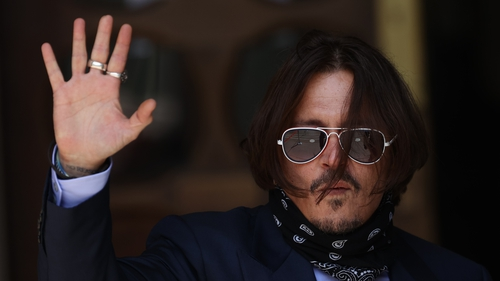 Johnny Depp has attended every day of the trial at the Royal Courts of Justice in London, arriving each morning to be greeted by photographers, and an increasing number of fans