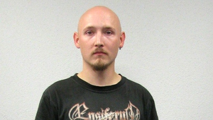 A photo of gun suspect Yves Rausch was released by German police