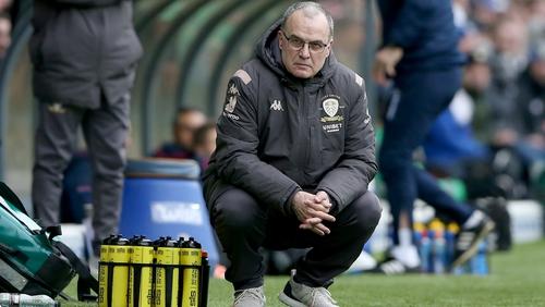 Marcelo Bielsa has steered Leeds back to the top flight