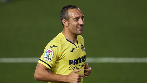 Santi Cazorla: Al Sadd close to signing former Arsenal midfielder