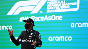 Hamilton extends his all-time pole position record