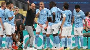 Manchester City lost £126million last season
