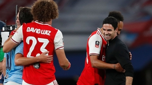 Arsenal boss Mikel Arteta masterminded a highly impressive victory