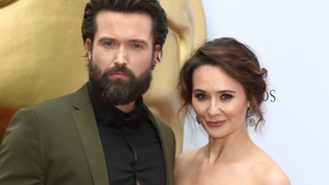 Emmett J Scanlan and Claire Cooper