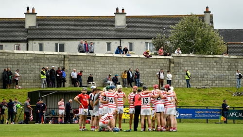 More fans will not be able to attend GAA club matches from next week