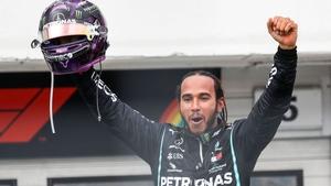 Hamilton has had plenty of joy at the Hungaroring