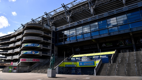 Croke Park won't host the intermediate and premier junior finals