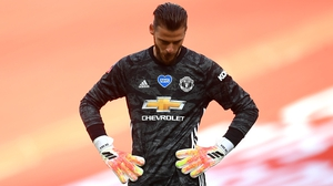 David De Gea had a day to forget