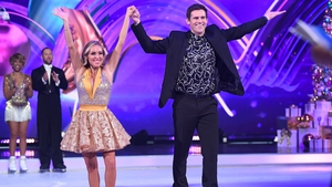 Brianne and Kevin were paired on Dancing On Ice