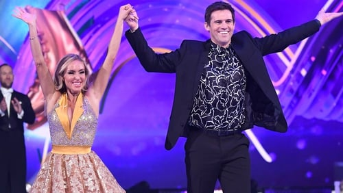 """Brianne Delcourt on this year's Dancing on Ice with Kevin Kilbane - """"I have so much to thank the show for, including introducing me to my absolute soulmate in Kevin"""""""