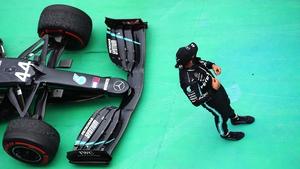 Lewis Hamilton: 'I don't think it's being taken seriously'
