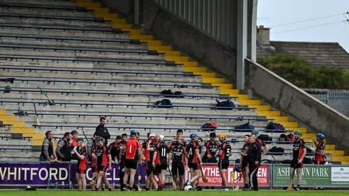 Oulart-the-Ballagh lost out to St Martin's
