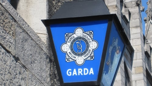 Two men were arrested and questioned at Portlaoise Garda Station