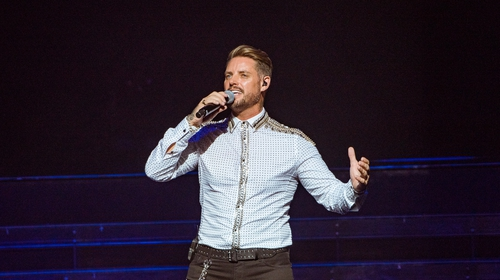 """Keith Duffy: """"Everybody thought we were millionaires but we'd made nothing at this point."""""""